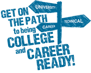 Collage Career Path Logo